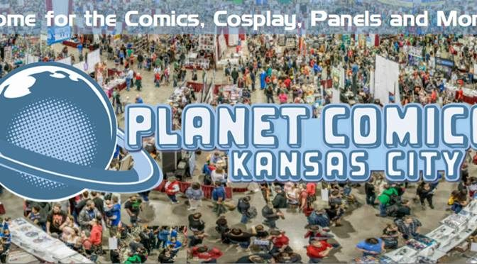 Planet Comicon is a Week Away!