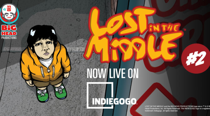 Help Get LOST IN THE MIDDLE #2 Made!