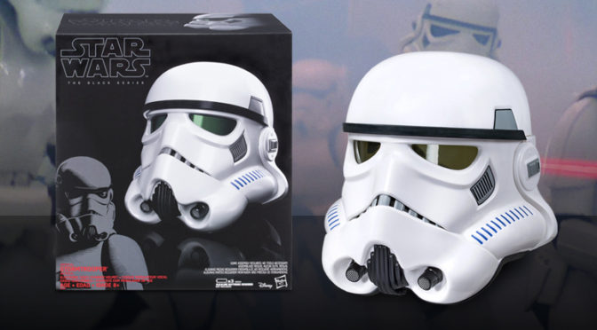 Win a Stormtrooper Helmet at Planet Comicon!