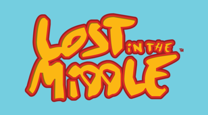 LOST IN THE MIDDLE #3, IN PRODUCTION!