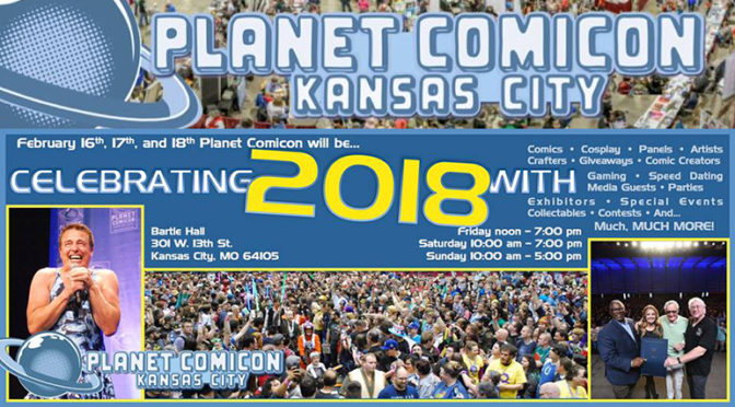 BIG HEAD PRODUCTIONS Returns to PLANET COMICON!